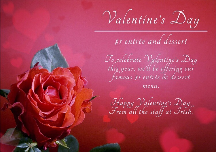 Funny Short Valentines Day Poems for Him, Friends, Girlfriend ...