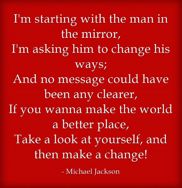 Michael Jackson song quote 2