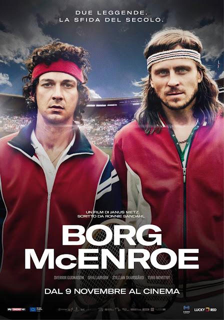 Borg McEnroe Film LaBeouf