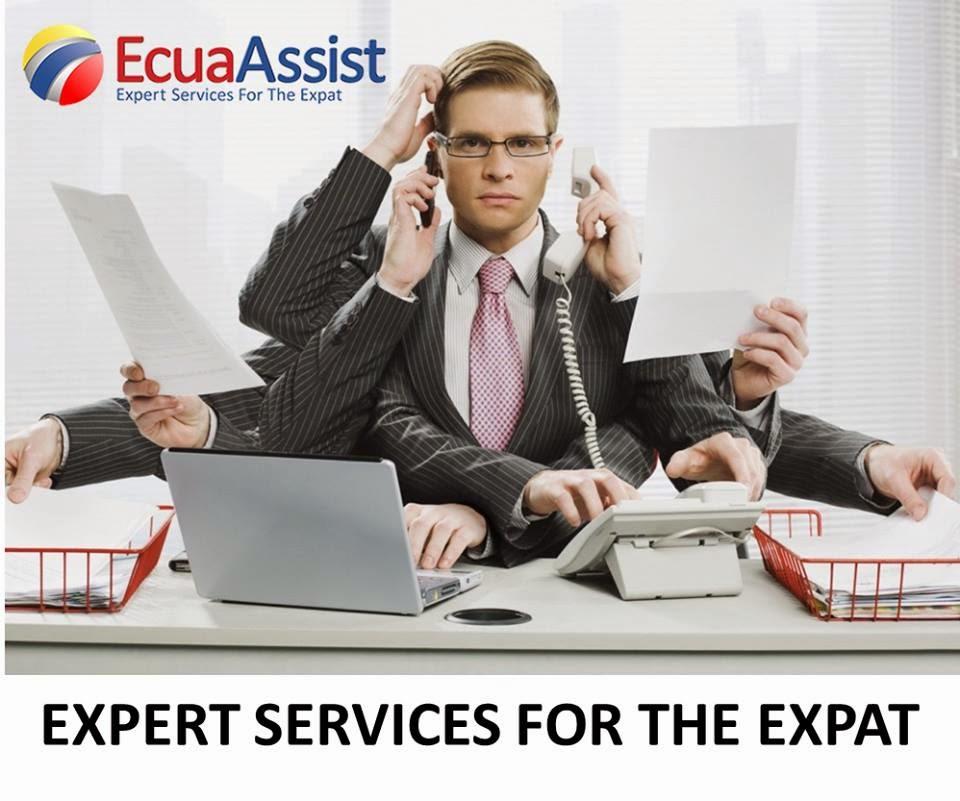 Visas / Real Estate / Attorney / Translations / Ecuador