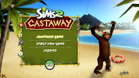 The Sims 2: Castaway PS2