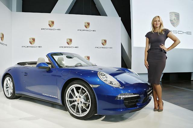 Porsche da marcha atrás y vuelve a cortejar a Sharapova