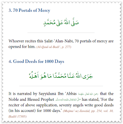 Most Powerful Wazaif - Wazaif Collection: Durood Collection