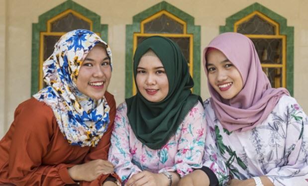 gra myslimane nga indonezia