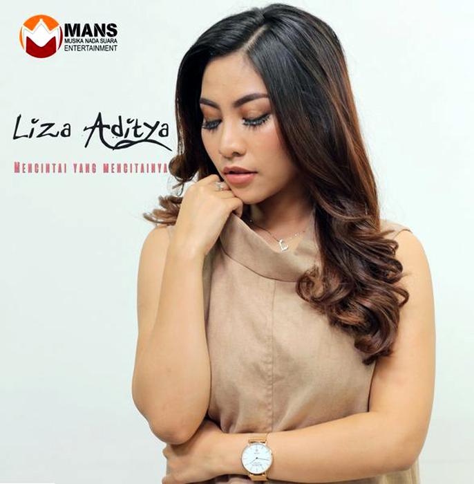 Liza Aditya. Mencintai Yang Mencintainya