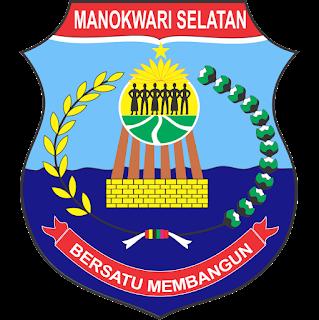 Logo Kabupaten Manokwari Selatan Vector CorelDraw (CDR)