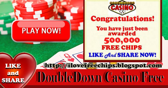 double casino free chips
