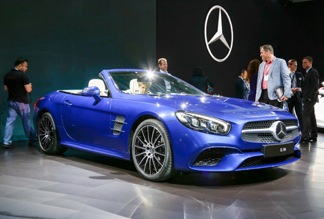 2017 Mercedes Benz Sl65 Amg Redesign And Powertrain
