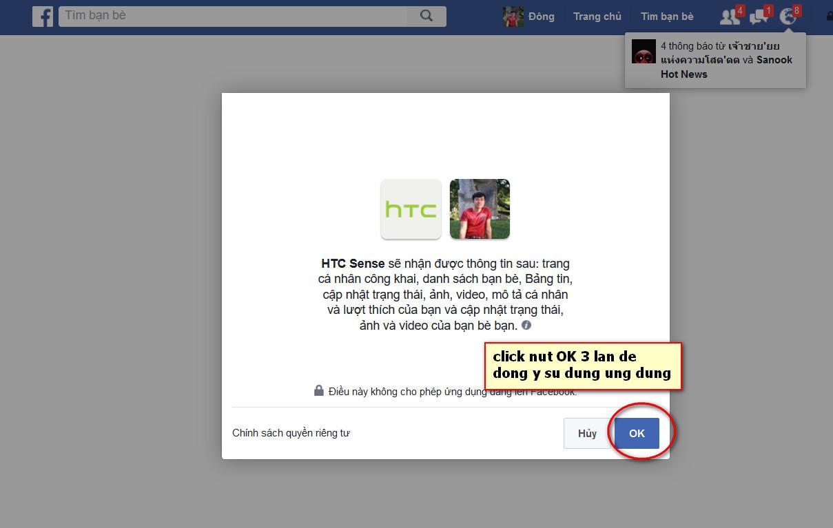 hướng dẫn Auto Comment, Hack bình luận, Tăng bình luận trên điện thoại, mobile bước 1
