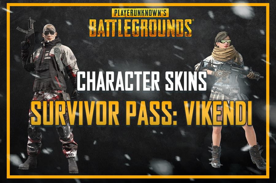 Pubg Vikendi Survivor Pass Pinoy Game Store Online Gaming