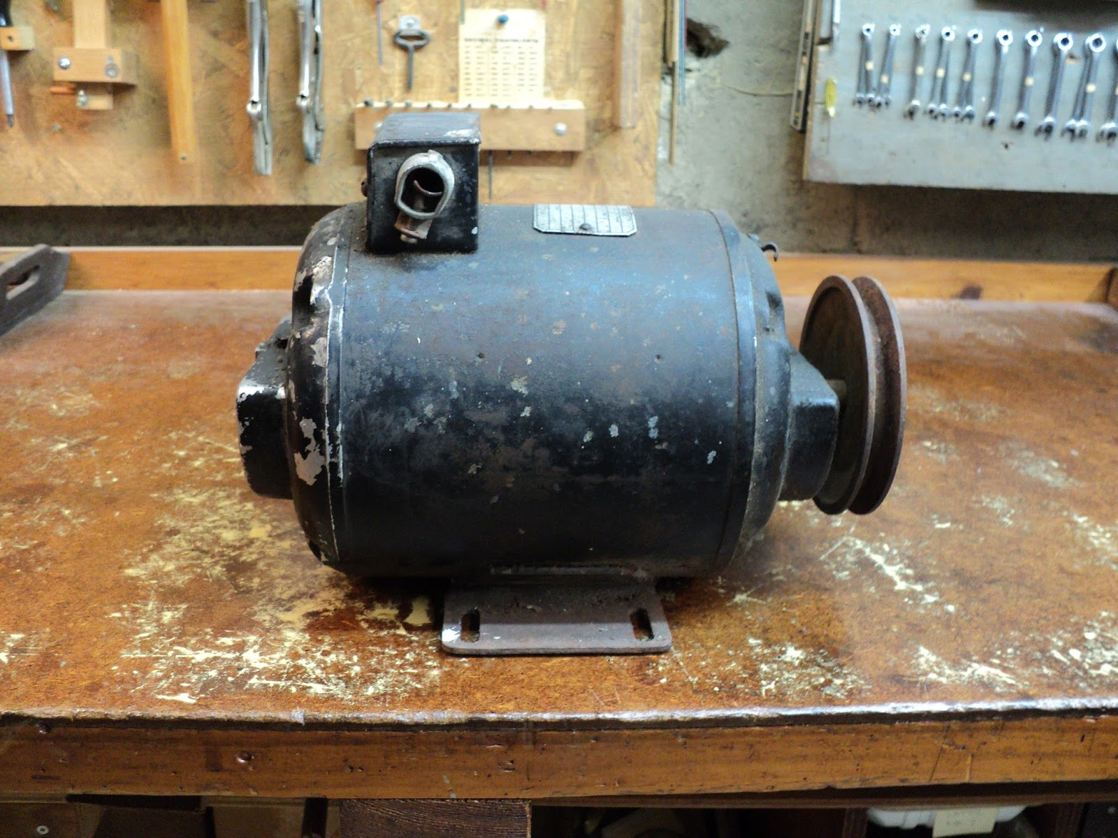 medium resolution of rouge river workshop an antique wagner electric 1 2 hp electric motor rh rougeriverworkshop blogspot com ge blower motor wiring diagram ao smith electric