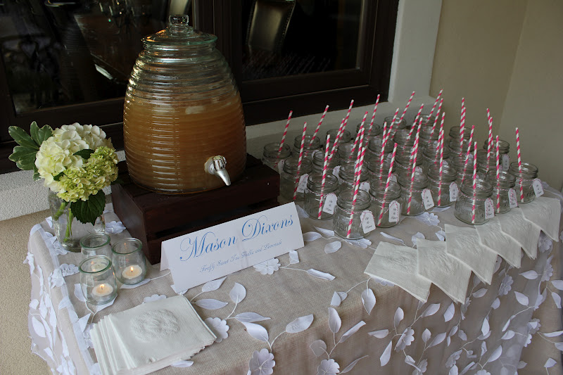 Long Island Style: Rustic Luxe Bridal Shower