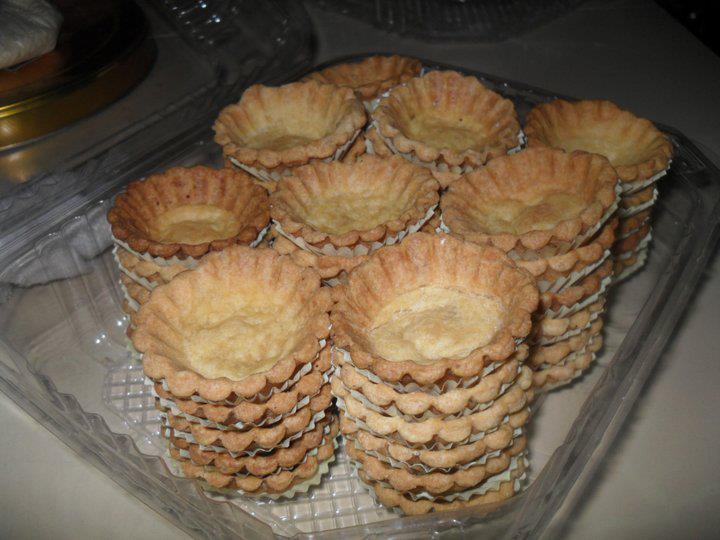 Carmen Victoria Bakery Masa Quebrada Para Tartaletas