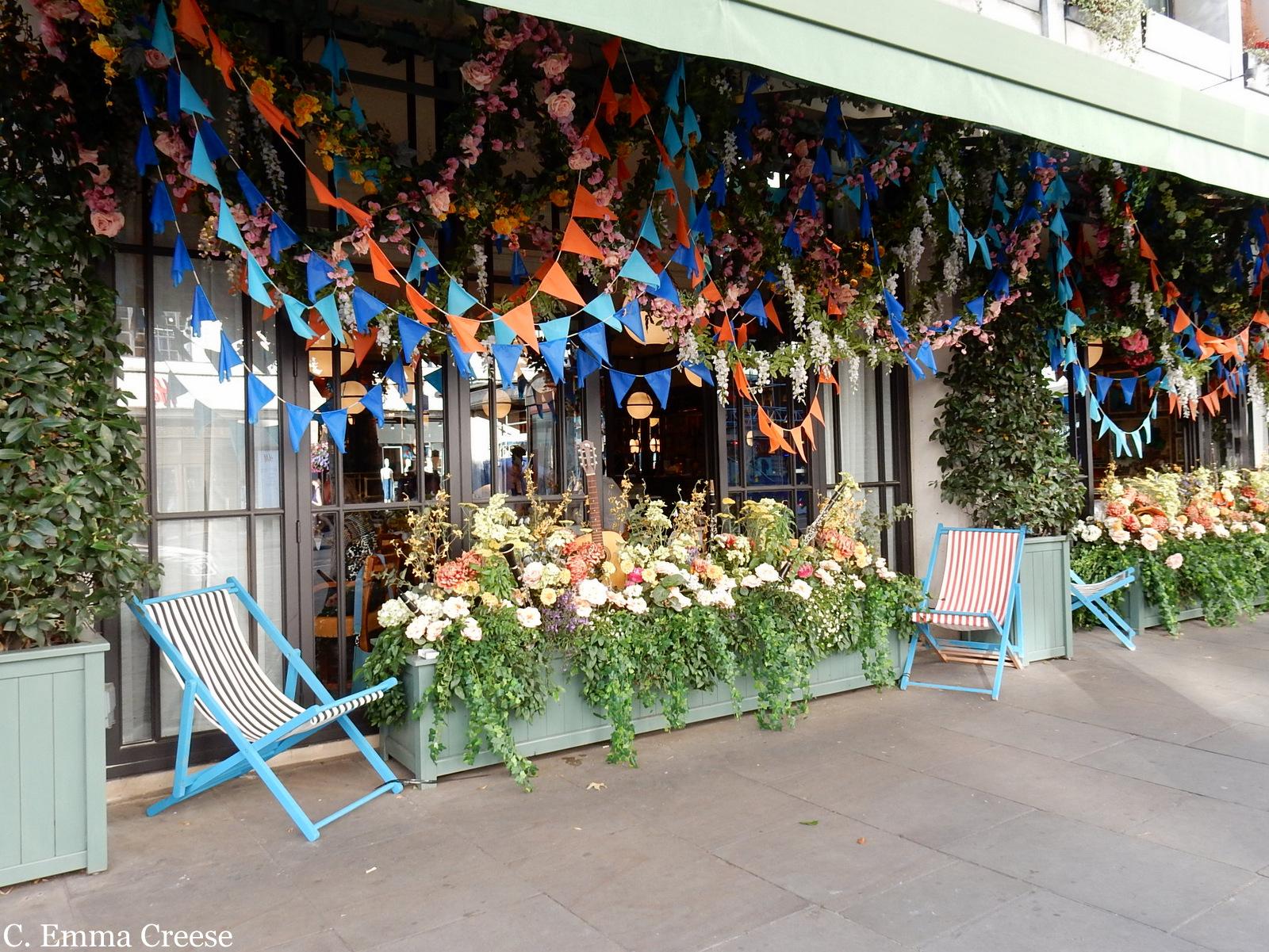 The Ivy Kensington Luxury Brunch Adventures of a London Kiwi