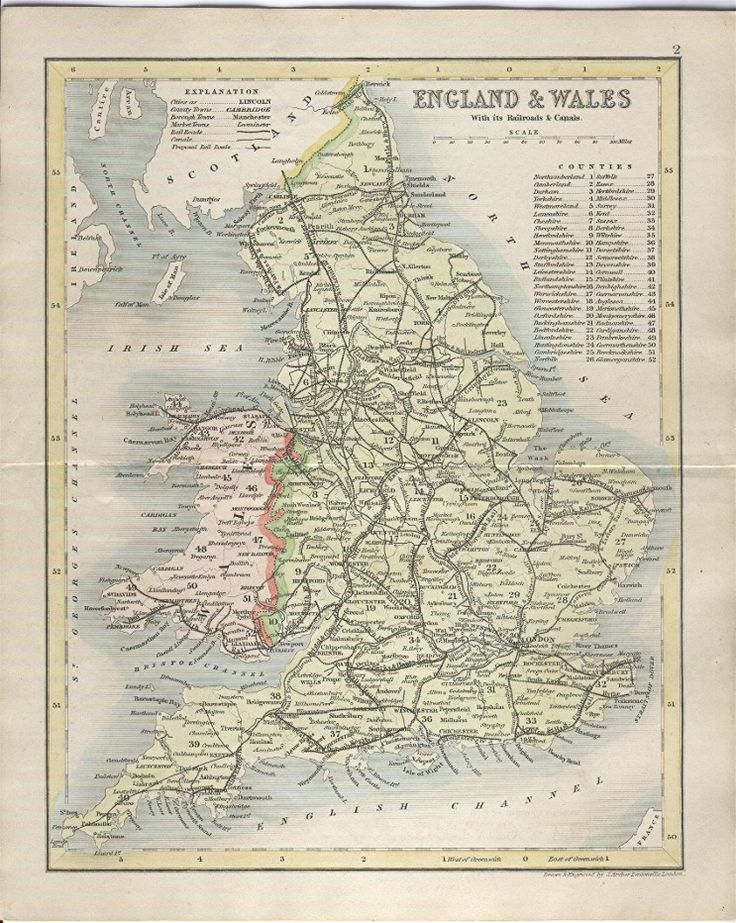 Map Of Victorian England.Ancestry Island Sunday Drive Train Travel In Victorian England