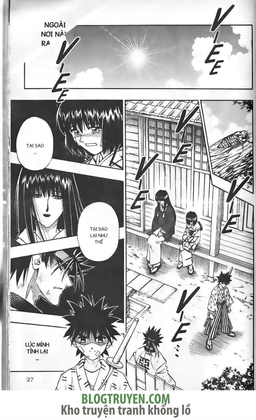 Rurouni Kenshin chap 208 trang 5