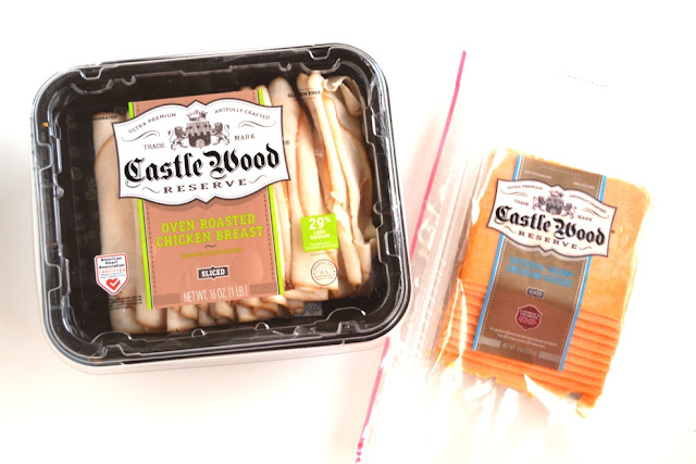 Castle Wood Reserve Meat and Cheese