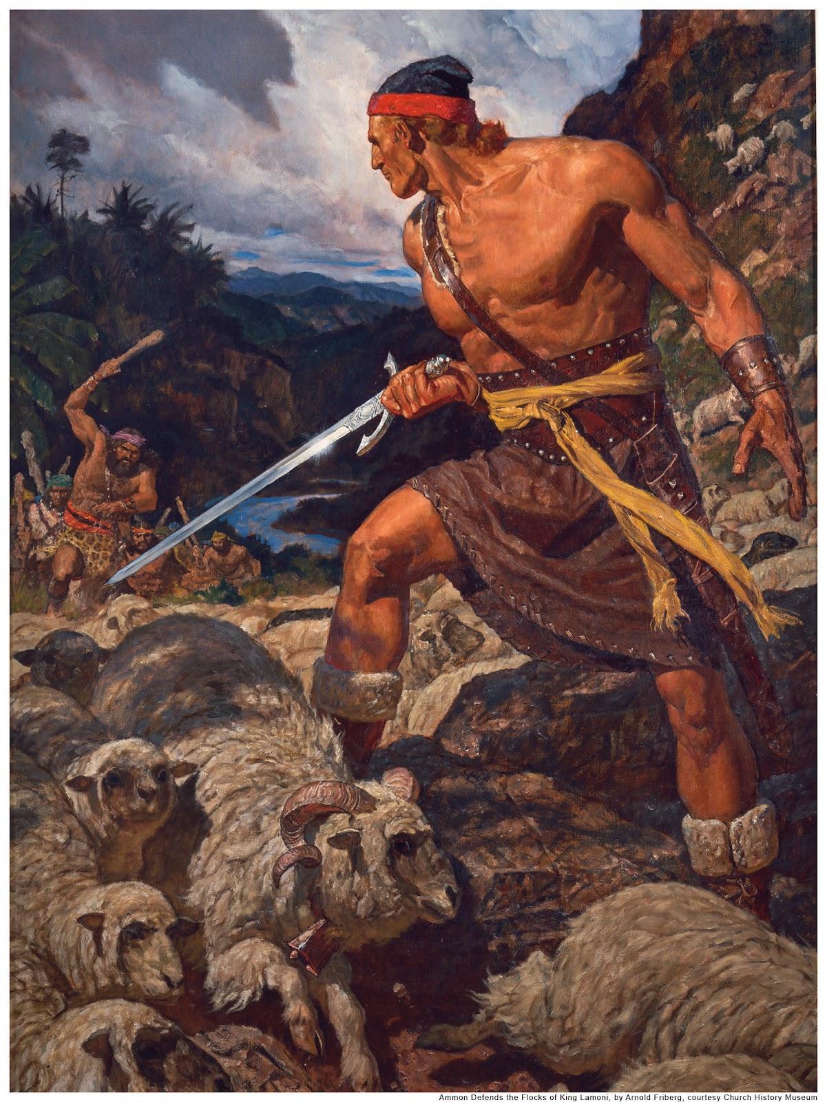 ¿Realmente ha leído el Libro de Mormón?: Mensaje 42y: El