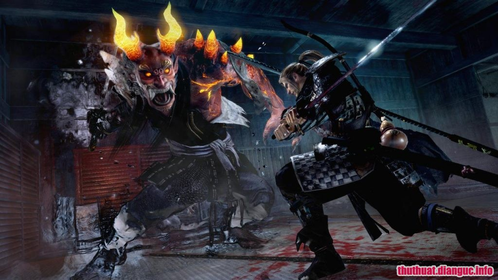 Download Game Nioh: Complete Edition Action RPG Full Cr@ck