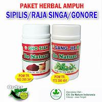 Obat Herbal Sipilis pada Pria dan Wanita Terbukti Nyata Khasiatnya