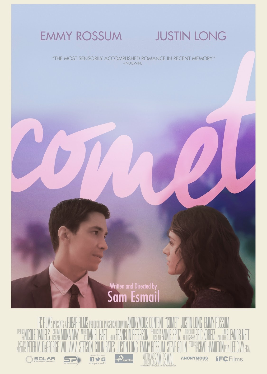 """COMET"" TO HIT PHILIPPINES THIS FEBRUARY"