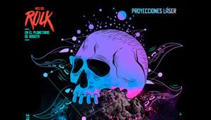 Junio 2018: Mes del rock en el Planetario de Bogotá