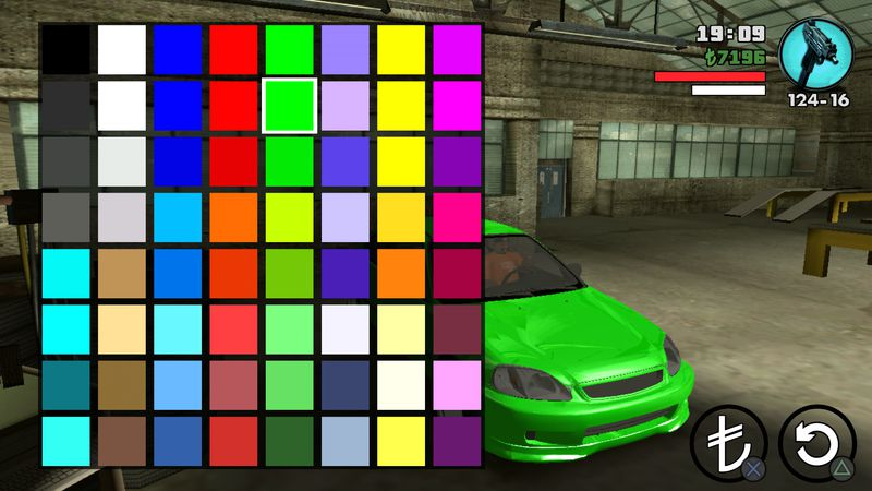 Contains Dull Colors And Paint Jobs For All Vehicles The Default Are Boring But This Mod Adds Some New Vivid Cars