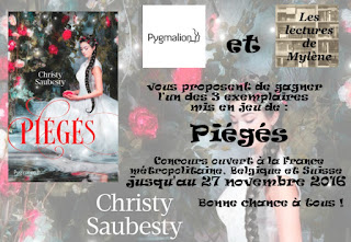 http://www.leslecturesdemylene.com/2016/11/concours-pieges-de-christy-saubesty.html