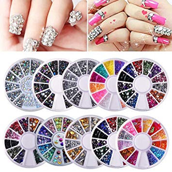 5 Cute Acrylic Nails Accessories For beginners | Nail Art4u