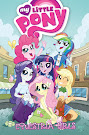 My Little Pony Equestria Girls Paperback #1 Comic Cover A Variant