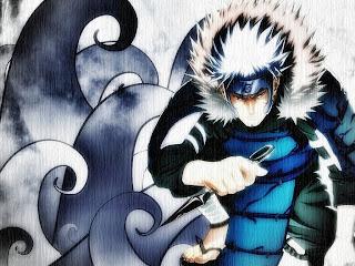 Nidaime Hokage : Hokage Naruto Wallpapers