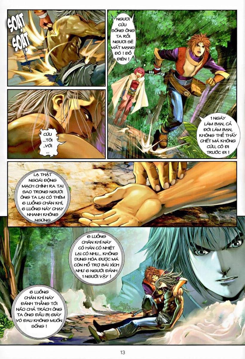 Ôn Thụy An Quần Hiệp Truyện chap 7 trang 13