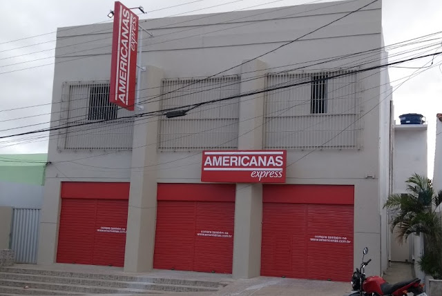 Resultado de imagem para Lojas Americanas Ceará Mirim