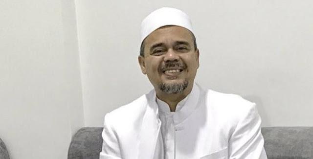 Habib Rizieq: Emak-Emak Makin Diancam, Makin Lantang!