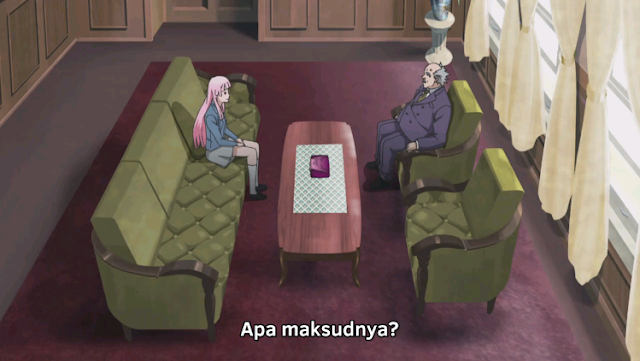 Gin no Guardian Episode 03 Subtitle Indonesia