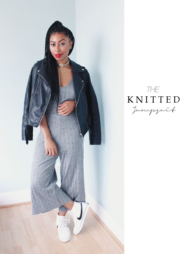 7969c490dac5 THE ZARA KNITTED JUMPSUIT