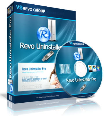 Revo Uninstaller Pro 3.1.9 License