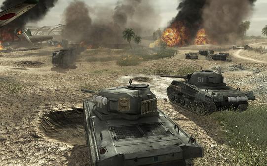 تحميل لعبه Call Of Duty World At War للكمبيوتر الضعيف اصدار 2019 برابط واحد مباشر
