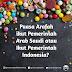 Puasa arafah ikut pemerintah arab saudi atau Indonesia