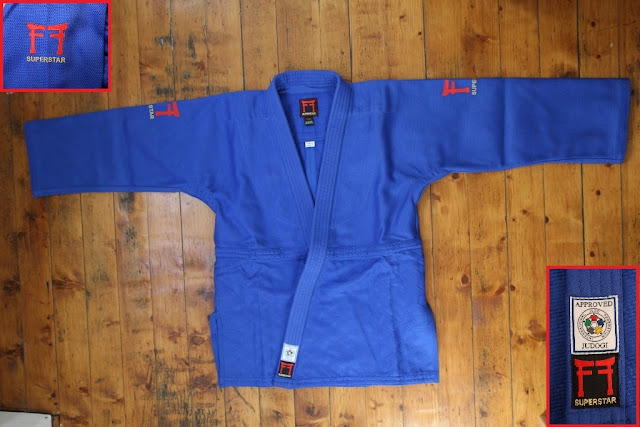 Kimono judo Judogi Superstar Fighting Films cestquoitonkim