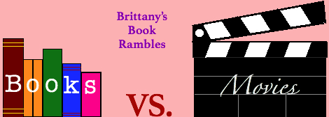 Brittany's Book Rambles: Books VS  Movies: Twilight by