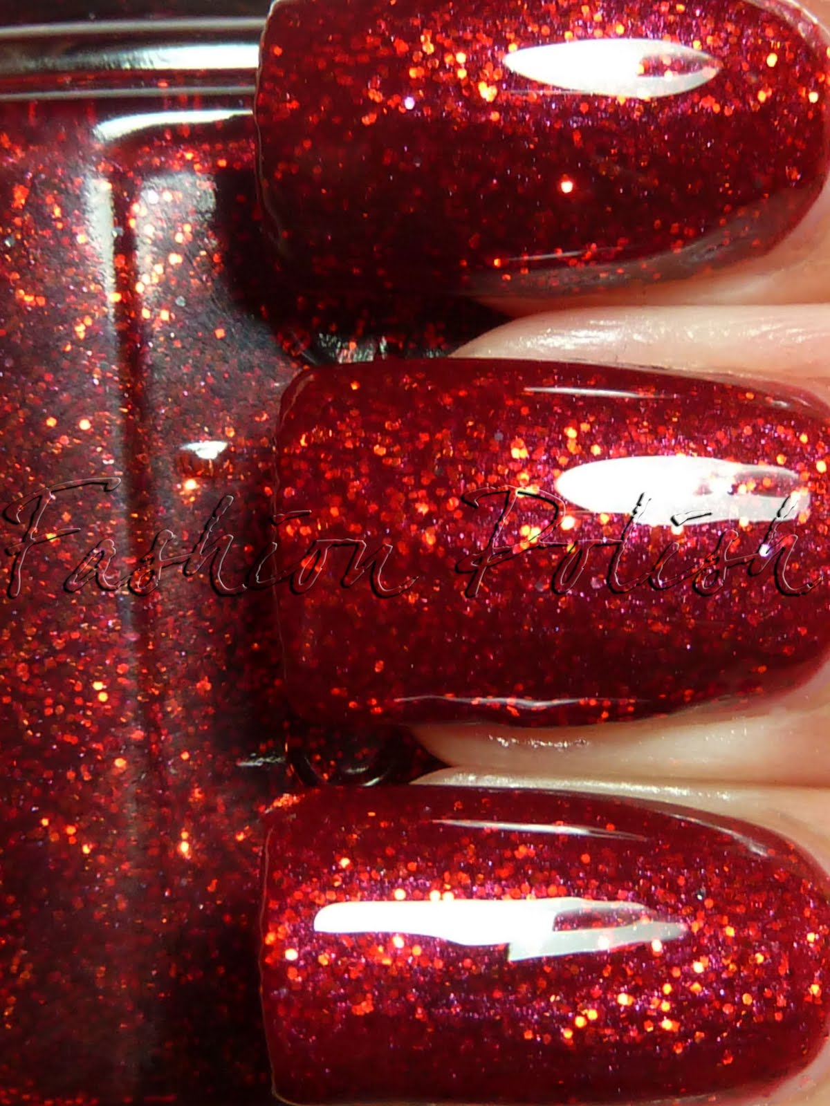 Fashion Polish Essie Ruby Slippers