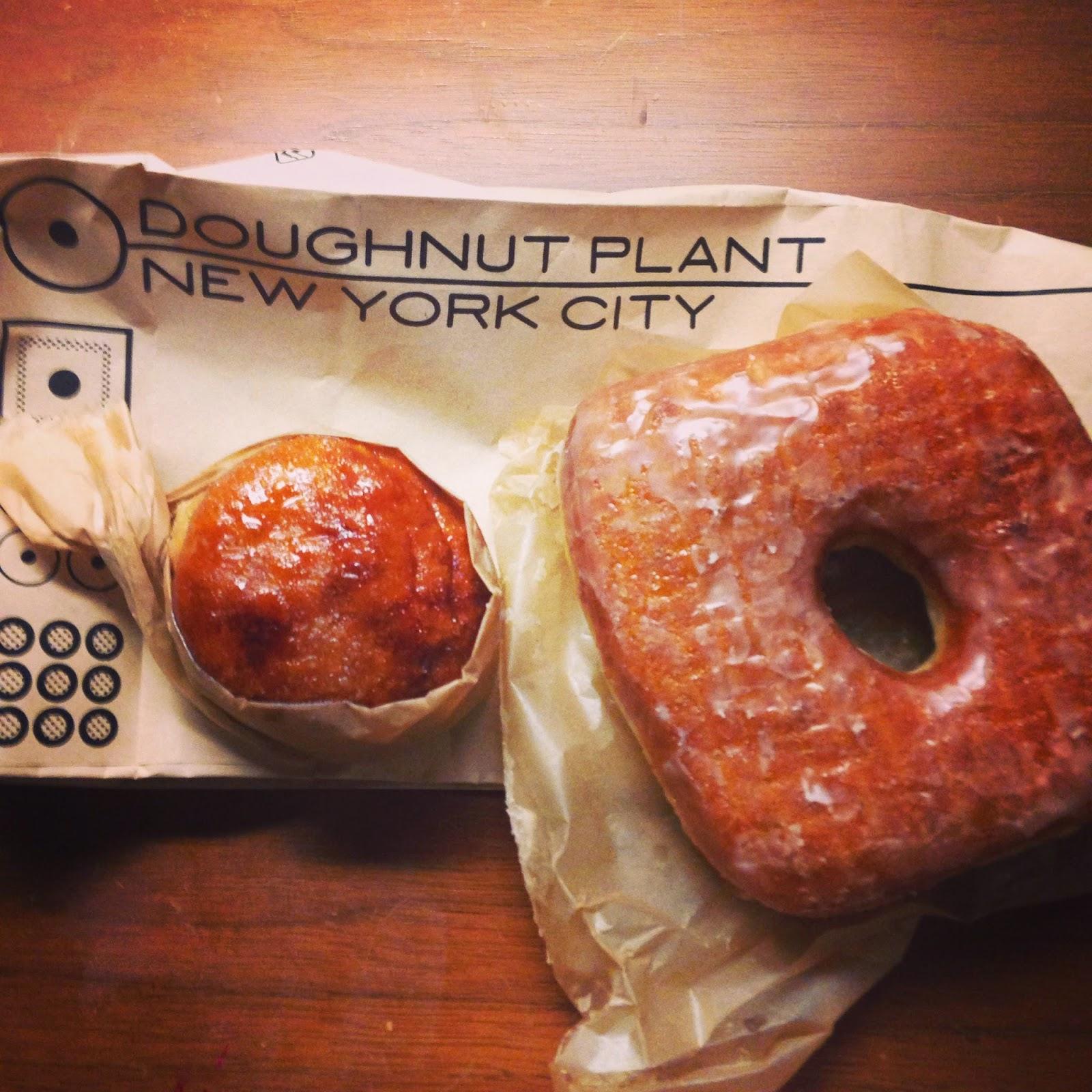 Doughnut Plant: Dishing Up Delights