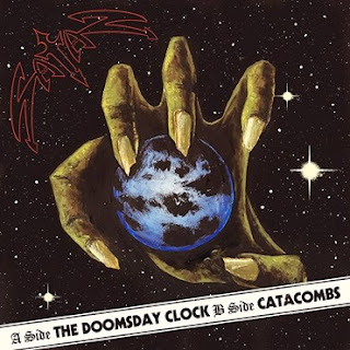 "Το single των Satan ""The Doomsday Clock"""