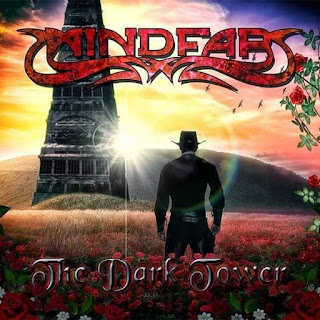 "Mindfar - ""The Gunslinger"" (audio) from the album ""The Dark Tower"""