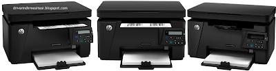 HP LaserJet Pro MFP M125nw yazıcı driverı.