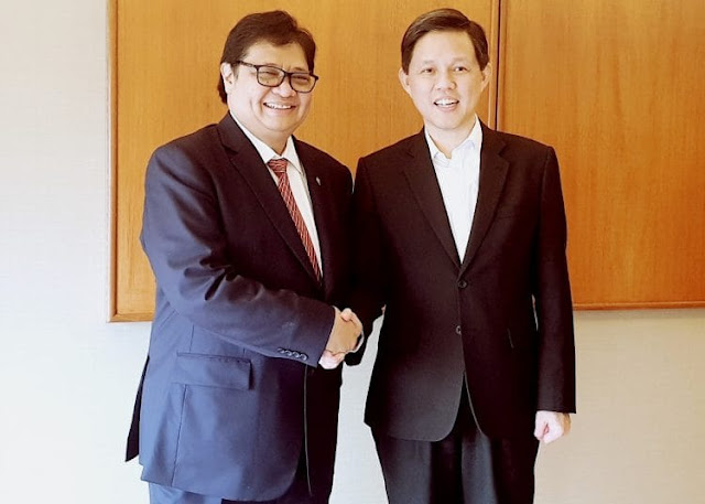Investasi Naik 38 Persen, Pelaku Industri Singapura Masih Favoritkan Indonesia