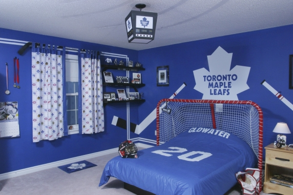 Home Interior Decorating Boy Bedroom Paint Ideas