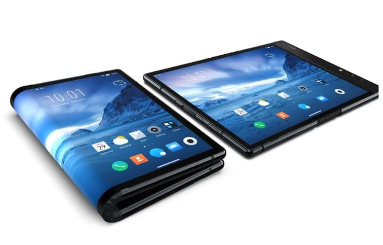 هاتف-ذكي-قابل-للطي-Rozole-Flexpai