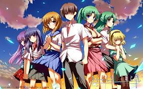 Anime November 2012